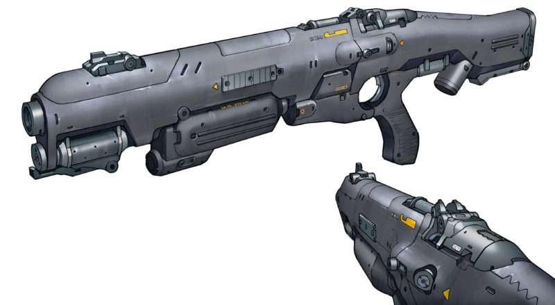 DOOM: Combat Shotgun