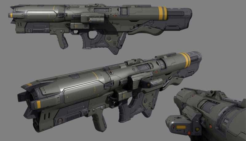 DOOM: Rocket Launcher